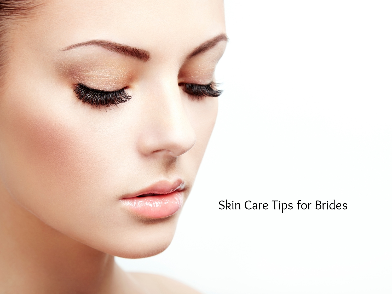 Skin & Hair Care Tips for Brides To Be